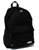 Backpack Black Superga 39x29x15 cm