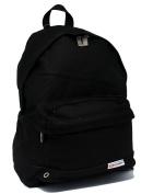 Backpack Black Superga 39x29x15 cm