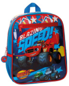 Blaze and the Monster Machines : Backpack BLAZE RACE 28cm/11,02""