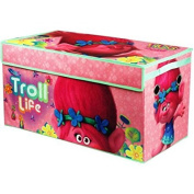 DreamWorks Trolls Oversized Soft Collapsible Storage Trunk