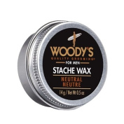 WOODY'S Quality Grooming For Men Stache Wax 15ml Moustache Shaping Cream