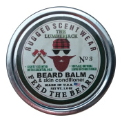 Rugged Scent Wear | The Lumberjack Beard Balm | 30ml