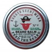 Rugged Scent Wear | The Pirate Beard Balm | 30ml