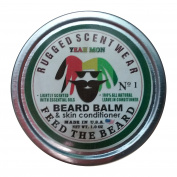Rugged Scent Wear | Yeah Mon Beard Balm | 30ml