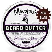 Maestro's Classic Beard Butter Wisemen's Blend 240ml