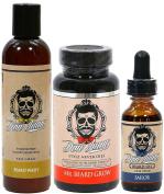 Don Juan Sailor Ultimate Beard Care Kit