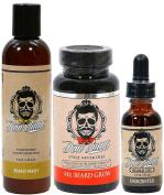 Don Juan Unscented Ultimate Beard Care Kit