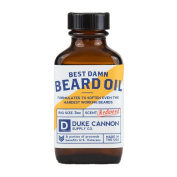 Duke Cannon Best Beard Oil, 90ml