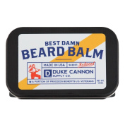 Duke Cannon Best Beard Balm, 45ml Tin