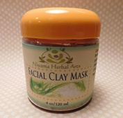 Cell Stimulation Clay Facial Mask, Repair skin with Plant Proteins