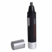 MANGROOMER Essential Nose and Ear Hair Trimmer - 2pc