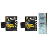 Bump Fighter Mens Disposable Razors - 4 ct. (Pack of 2)with FREE Loving Colour trial size conditioner