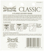10 Wilkinson Sword Double-Edge Safety Razor Blades
