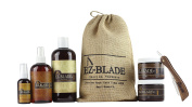 Mens Shave kit By EZ-BLADE Shaving Products