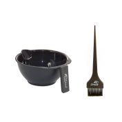 Strands Set - Deep Tint Bowl and Wide Tint Brush