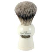 Simpsons Keyhole KH2 Best Badger Hair Shaving Brush Medium - Imitation Ivory by Simpson