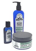 Colonel Conk Model 4033 High Desert Breeze 3pc Shave Kit