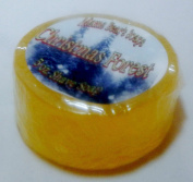 Mama Bear's Christmas Forest Shaving Soap