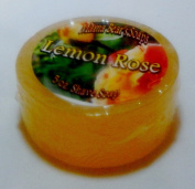 Mama Bear's Lemon Rose Shaving Soap