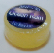 Mama Bear's Ocean Rain Shaving Soap