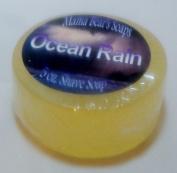 Mama Bear's Ocean Rain Shaving Soap