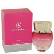 Mercedes-Benz Rose By Mercedes-Benz Edt Spray For Women 30ml