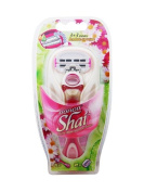 Soft Touch™ 6 Blade Razor System for Women (Dorco Shai)