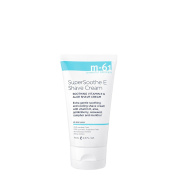 M-61 SuperSoothe E Shave Cream, Size 75ml