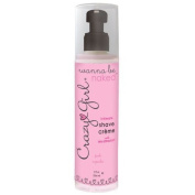 Gift Set of Crazy Girl Shave Cream Pink Cupcake 240ml And Silver Bullet