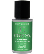 New Coochy Body Rashfree Shave Creme - 30ml Green Tea