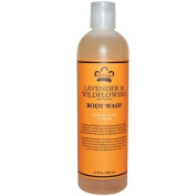 Nubian Heritage Body Wash Lavender And Wildflowers - 380ml