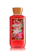 Bath and Body Works New 2016 Edition Winter Candy Apple Shower Gel 300ml