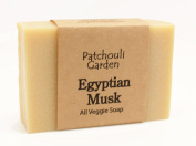 Egyptian Musk Handmade Soap- All Veggie with Hemp Seed Oil