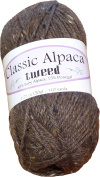 Classic Alpaca Tweed 85% Baby Alpaca 15% Donegal Yarn #213 Stout