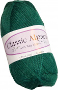 Classic Alpaca 100% Baby Alpaca Yarn #1420 Irish Eyes
