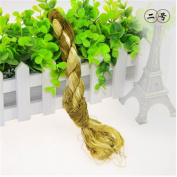 2500 Silk Art China Natural 100% Mulberry Silk Floss Handmade Embroidery Woven Jewellery Threads DIY Kits Gradient Colour 1 skein SIX006N2