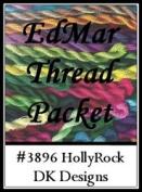 HollyRock - DK Designs EdMar thread pkt #3896