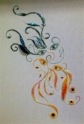 Solstice - DK Designs Pattern & Fabric #3877