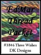 Three Wishes - DK Designs EdMar thread pkt #3846