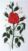 Mom's Garden Rose - DK Designs Pattern & Fabric #3831