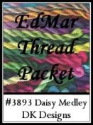 Daisy Medley - DK Designs EdMar thread pkt #3893