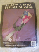 Tulip Windsock Plastic Canvas Needlepoint Kit