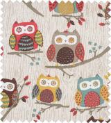 Hobby Gift MR4660/195 | Hoot PVC Sewing Machine Bag 20x43x37cm