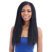 Freetress Crochet Bulk Braiding Hair LONG SENEGAL TWIST
