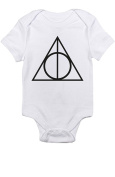 "T-Rex Apparel ""Harry Potter Deathly Hallows Symbol"""