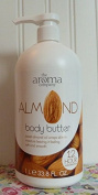 Creightons The Aroma Company Body Butter, Almond Butter, 1000ml Pump