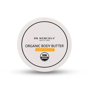 Organic Body Butter Orange 120ml