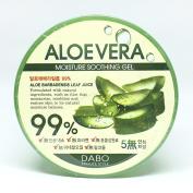 DABO Aloevera Moisture Soothing Gel - 99% Aloe Barbadensis Leaf Juice