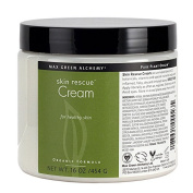 Max Green Alchemy Skin Rescue Cream jar