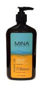 Mina Organics© Touch of Tan Body & Face Moisturiser 530ml (Gradual Sunless Tanning) - Factory Authenticity Code
